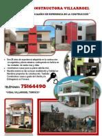 Constructora Villarroel