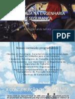 Psicologia Na Engenharia de Segurança