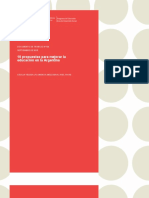Cippec Informe de Educacion 2015 Propuestas