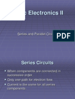 Basic Electronics II