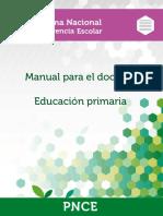 Gu a Para El Uso de Materiales Educativos Del PNCE