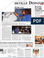 Starkville Dispatch eEdition 10-22-18