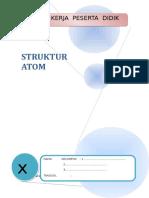 Lkpd Struktur Atom