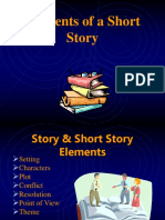 short story - elements of short story ppt