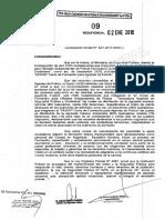 Decreto 09/2018 Chaco