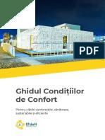 Ghidul Condițiilor de Confort