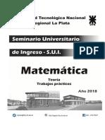 UTN La Plata- Seminario Universitario de Ingreso 2018