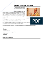 Anexo Arzobispos de Santiago de Chile