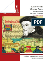 (The Modern scholar_ Modern scholar) Michael D  C Drout-Bard of the Middle Ages _ the works of Geoffrey Chaucer-Recorded Books (2005).pdf
