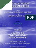 Pengurusan Projek Ptk 2005 Yuri