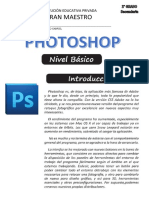 Photoshop Basico 2do Secundaria