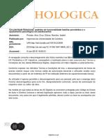 25 Circularidade Relacional Padrões de Funcionalidade Familiar Percebidos e o Ajustamento Psicológico Em Adolescentes