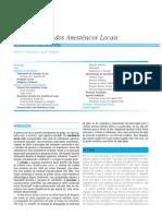 Farmacologia - Anestesicos Locais Capítulo (2)