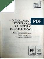 Las Etapas de Nuestro Pensamiento Social Hasta La Aparición de La Sociología