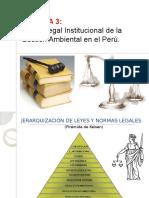 Semana 3. Normatividad Ambiental Peru