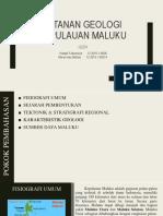 Geologi Indonesia (Maluku) Fix