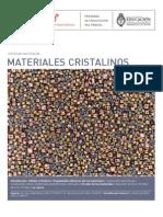 materiales crsitalinos