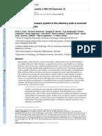 An Intrinsic Vasopressin System in the o