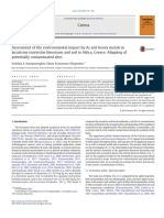 Assessment of the Environmental Impact b