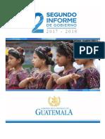 I Informe de Gobierno 2016-2017