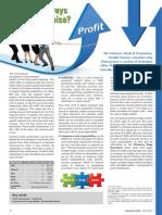 Do Firms Always Maximise Profit