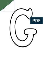 letras abecedario