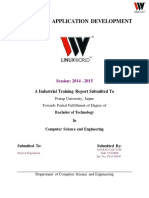 Industrialtrainingreport