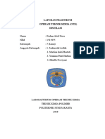 Laporan Distilasi, Kelompok 5, TK 01 fix.doc