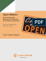 Open Matters