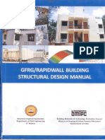 Gfrc Rapid Wall Structural Design Manual