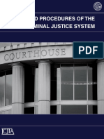 policies and procedures of the illinois criminal justice system aug2012