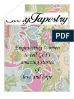 Story Tapestry Manual