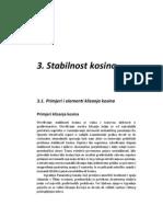 Szavits-g3 Stabilnost Kosina B-radno