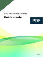 Epson ET-2750 / L4160