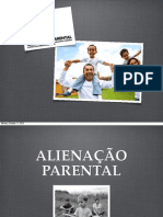 ALIENAÇÃO PARENTAL