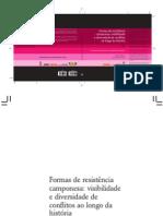 4 Posseiros no Oitocentos e a construção do mito invasor no Brasil (1822-1850) Márcia Maria Menendes Motta