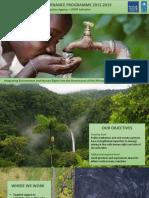 Environmental Governance Programme