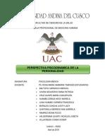 Monografia Psicologia Psicodinamica