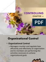 Chap 10 - Controlling