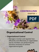 Chap 10 - Controlling
