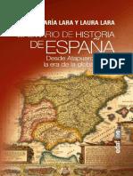 Breviario de Historia de España