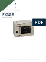 Fx3ge Quick Start Manual