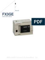Fx3ge Quick Start Manual