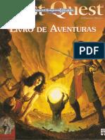 First Quest AD&D - Livro de Aventuras - Biblioteca Élfica.pdf