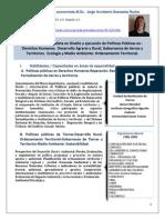 Curriculum Vitae-Perfil j.granados
