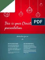 Christmas2014 · SlidesCarnival