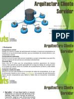 Arquitectura Cliente 1
