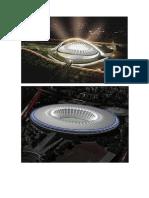 modelos de estadios