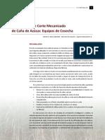 Cosecha Mecanizada Integral