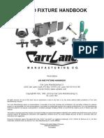 jigs and fixture Carr Lane Book